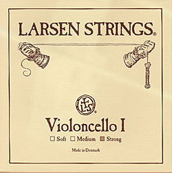 Larsen strenger cello str 4/4