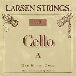 Larsen strengesett cello str 1/2 - 3/4